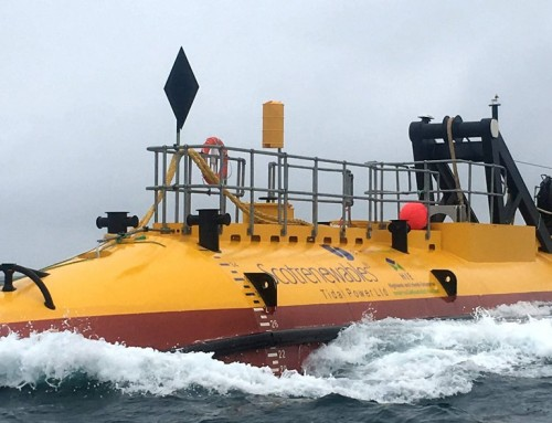 Offshore Energy: Orbital Scouts Turbine Dynamic Controller Expert