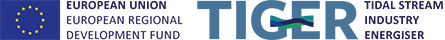 TIGER: Tidal Stream Industry Energiser Logo