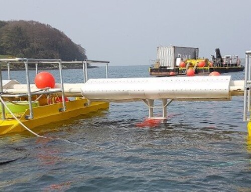 QED Naval acquires world's largest tidal turbine array