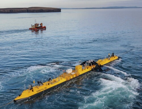 Government investment needed to support tidal stream sector – the next renewables success story