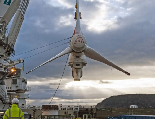 BLOG: Tidal Stream vs. Wind Energy: The value of cyclic power when combined with short-term storage in hybrid systems by Dr Danny Coles