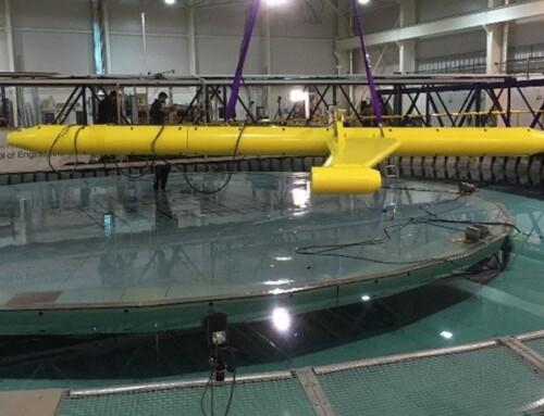 Blog: Optimising future Orbital turbines through scaled tank testing as part of the TIGER project