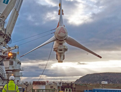 BLOG: Reliability in tidal stream energy: past, present and future