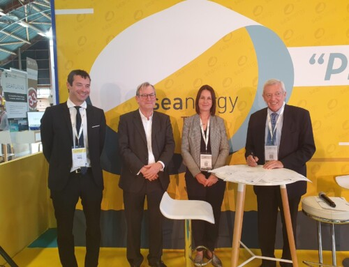 Franco-British partnership: Syndicat des Energies Renouvelables and the UK Marine Energy Council sign a cooperation agreement for the development of renewable marine energies